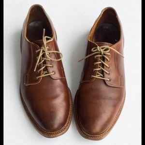Allen Edmonds 'Stewart' Chestnut Leather Oxfords